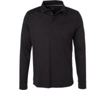 Polo-Shirt Polo, Regular Fit, Baumwoll-Jersey,