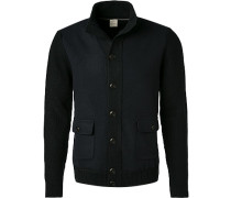 Cardigan, Wolle, navy
