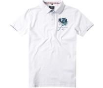 Polo-Shirt Polo Baumwoll-Jerse