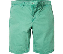 Hose Bermudashorts, Regular Fit, Baumwolle,