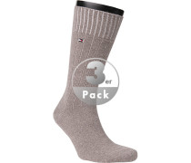 Socken Socken, Wolle-Kaschmir, meliert