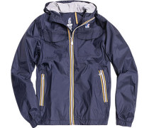 Jacke Nylon isolierend navy
