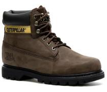 Herren Schuhe Colorado Velourleder zartbitter braun