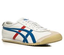 Schuhe Sneaker Glattleder