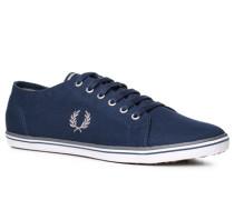 Schuhe Sneaker Textil dunkelblau