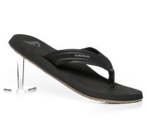 Schuhe Zehensandalen Textil