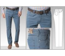 Jeans Modern Fit Baumwoll Stretch