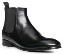 Schuhe Chelsea Boots, Glattleder,