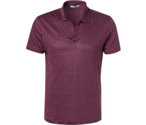 Polo-Shirt Leinen