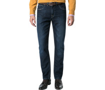 Blue-Jeans Modern fit Baumwoll-Stretch SUPERFLEX indigo