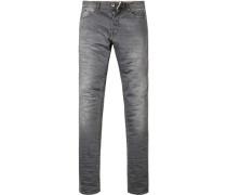 Blue-Jeans Baumwoll-Stretch