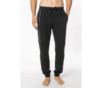 Schlafanzug Pyjamapants Baumwolle-Modal