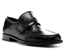Herren Schuhe KENDO Nappaleder schwarz