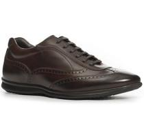 Schuhe Sneaker, Kalbleder glatt