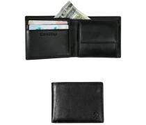 Herren  Marc O´Polo Geldbörse Leder schwarz