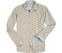Hemd, Popeline,