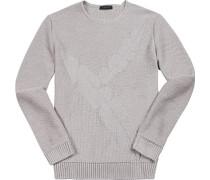 Pullover, Baumwolle,