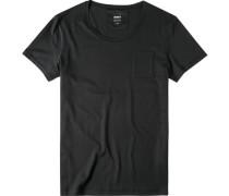T-Shirt, Slim Fit, Baumwolle,