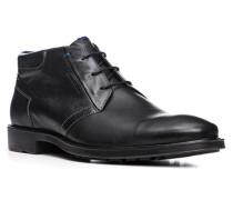 Herren Schuhe MARIK Kalbleder schwarz