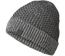 Mütze, Baumwolle, meliert