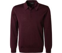 Polo-Shirt Merinowolle