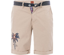 Hose Shorts Regular Fit Baumwolle