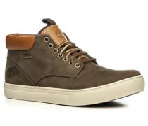 Schuhe Schnürstiefeletten Leder GORE-TEX® khaki