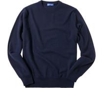 Pullover, Kaschmir, navy