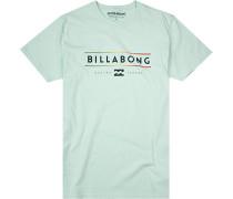 T-Shirt Core Fit Baumwolle mintgrün