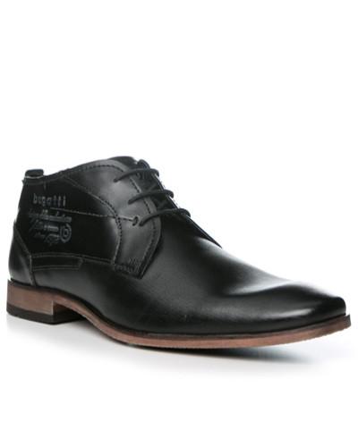 Bugatti Herren Schuhe Stiefeletten, Leder