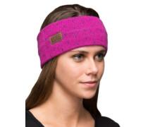 Merino Headband fushia