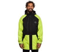 Marco Softshell Jacke grün