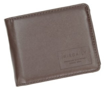 Styled Reclaim Wallet chocolate