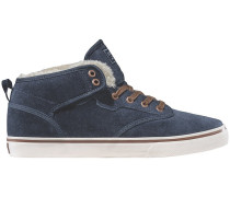 Motley Mid Skateschuhe blau