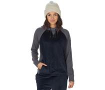 Rolston Fleece Pullover mood indigo heather