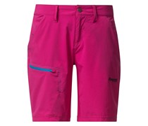 Moa Short Outdoorhose pink