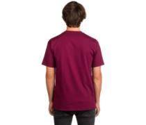 Normandie T-Shirt burgundy