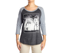 Hurley Friday Forever Easy Raglan T-Shirt