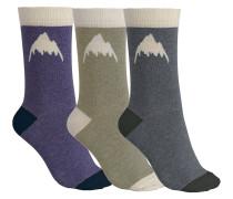 Apres 3 Pack Socken muster