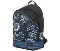 Zephyr Split Dome Backpack black