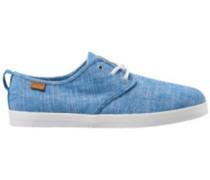 Landis TX Sneakers blue chambray