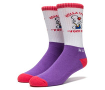 FTW Stoops Crew Socks white