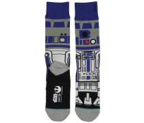 Artoo Star Wars Socken blau