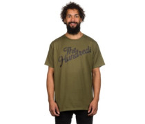 Slant Code T-Shirt military green