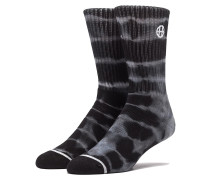 Lightning Stripe Crew Socken