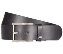 Eternal Leather Belt black