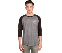 Wheeler 3/4 Sleeve T-Shirt grau