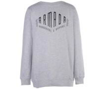 Club Crew Sweater heather grey