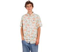 Luke P Floral Shirt