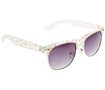 Club Daisy White Daisys Sonnenbrille